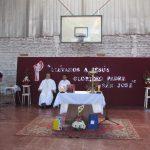 Comunidad Educativa  participa en eucaristía de inicio de año escolar