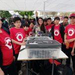 Estudiantes del taller de robótica obtuvieron  3° lugar en competencia nacional