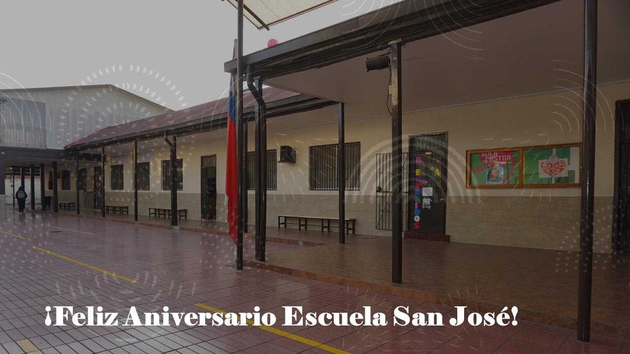 Celebramos 106 años de vida educativa